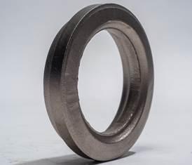 Contre-écrou pour moteurs à turbine à gaz