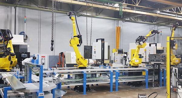FANUC Robots Integration at PJT | Farinia Group