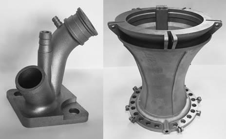 Composant de fabrication additive
